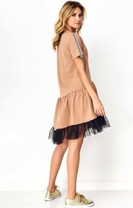 Sukienka Makadamia z tiulu mini