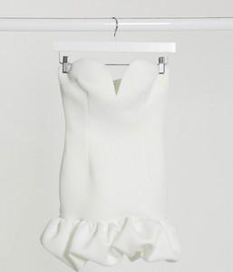 Sukienka True Violet mini gorsetowa