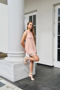 Sukienka Rokado z bawełny bombka