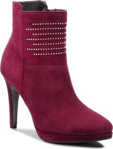 f286aae679025 Fioletowe buty damskie na platformie, kolekcja wiosna 2019