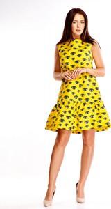 Sukienka De La Fotta w stylu casual
