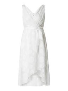 Sukienka DKNY bez rękawów midi