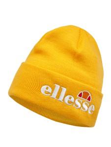 Żółta czapka Ellesse