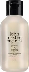John Masters Geranium and Grapefruit | Żel do mycia ciała 60ml - Wysyłka w 24H!
