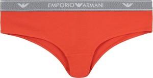 Czerwone majtki Emporio Armani