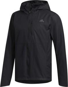 Czarna kurtka Adidas krótka