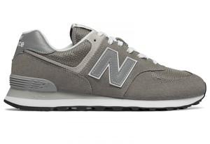 Buty New Balance z zamszu sznurowane 574