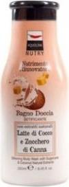 Aquolina Nutry Bagno Doccia Silkening Body Wash jedwabny żel pod prysznic Karmel i Mleczko Kokosowe 250ml