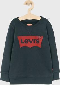 Bluza dziecięca Levis z dzianiny