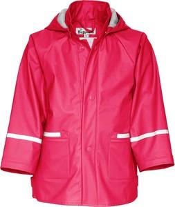 Czerwony płaszcz dziecięcy Playshoes