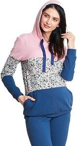 Multikolorowa bluza ciążowa Meadow Happymum