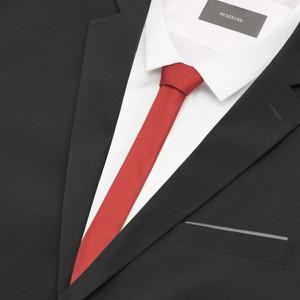 Czerwony krawat Reserved