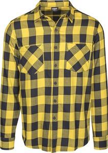 Koszula Urban Classics z długim rękawem w stylu casual