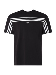 Czarny t-shirt Adidas Originals