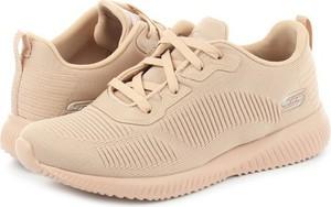 Buty sportowe Skechers z płaską podeszwą w sportowym stylu
