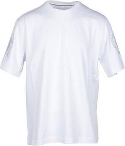 T-shirt Bikkembergs z krótkim rękawem z bawełny