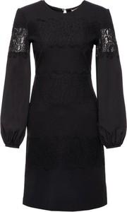 Sukienka Twinset mini z długim rękawem