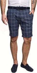 Recman spodnie verdi 406 niebieski