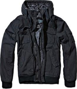 Czarna kurtka Brandit