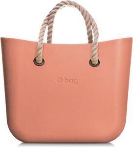 Pomarańczowa torebka O Bag