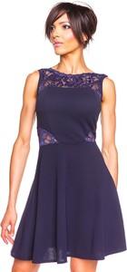 Sukienka Glamour Paris mini rozkloszowana