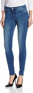Jeansy Only z jeansu w młodzieżowym stylu