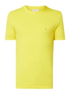 T-shirt Calvin Klein z bawełny w stylu casual