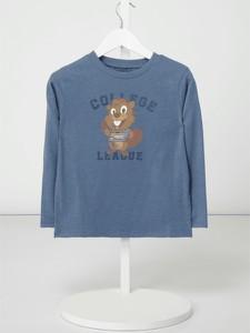 Koszulka dziecięca Review For Kids z bawełny z długim rękawem