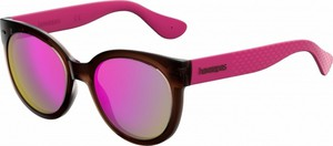 Różowe okulary damskie Havaianas