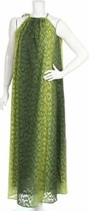 Zielona sukienka Cheyenne maxi