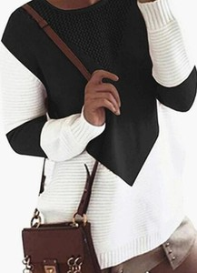 Sweter Cikelly w stylu casual