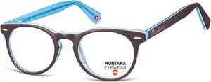 Stylion Okragle oprawki optyczne, korekcyjne Montana MA95H