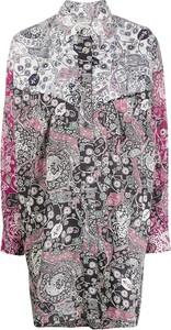 Fioletowa koszula Isabel Marant Étoile w stylu casual