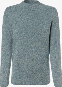 Sweter März w stylu casual z dzianiny