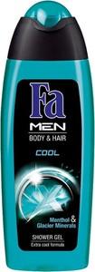 Fa, Men Cool, żel pod prysznic, 250 ml