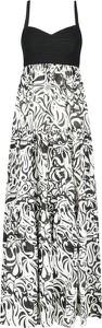 Sukienka Pinko rozkloszowana z dekoltem w kształcie litery v