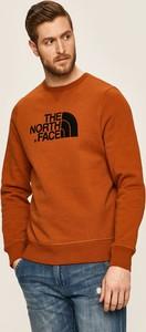 Bluza The North Face z dzianiny