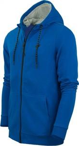Niebieska bluza 4F w sportowym stylu