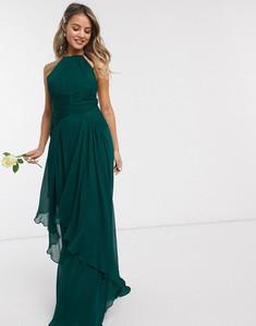 Sukienka Asos Design gorsetowa bez rękawów