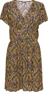 Sukienka Only z dekoltem w kształcie litery v w stylu casual