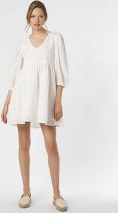 Sukienka Only mini w stylu casual z dekoltem w kształcie litery v