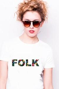 T-shirt TAILORMADE24 w stylu etno z bawełny