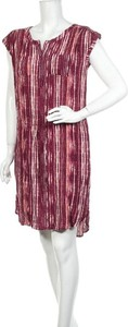 Sukienka Eddie Bauer z krótkim rękawem mini z okrągłym dekoltem