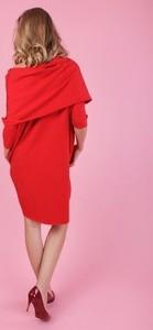 Różowa sukienka Madnezz oversize