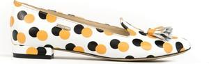 Baleriny Zapato z płaską podeszwą