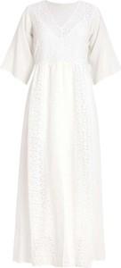 Sukienka MaxMara Studio z dekoltem w kształcie litery v