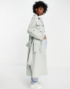 Płaszcz Asos z wełny w stylu casual