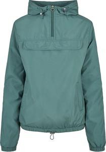 Zielona kurtka Emp anorak wiatrówki