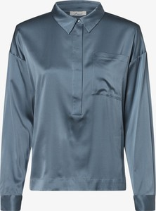 Niebieska bluzka Iheart z długim rękawem