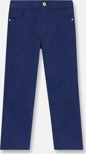Niebieskie spodnie dziecięce Sinsay
